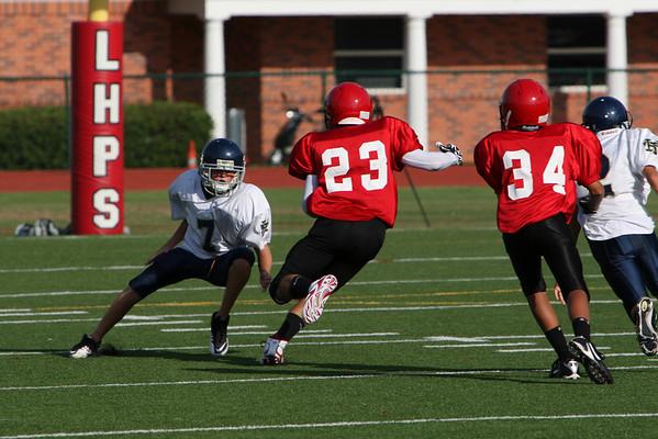 LHPS MS Football 9-16-10
