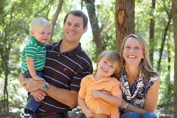 Libby Johnson Family