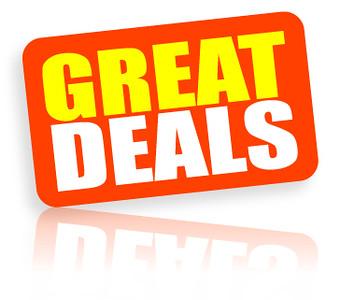 Promotions/Deals