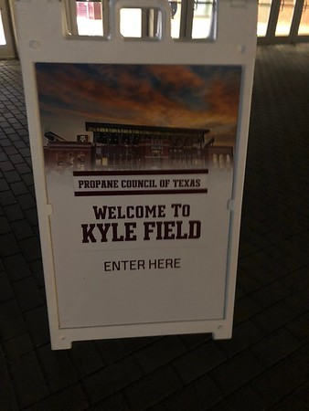 Propane Emergencies Kyle Field Dinner