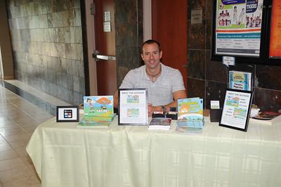 6-14-2014 Richard Gary Book Signing @ Lifetime Fitness