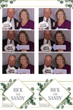 Rick & Sandy's Wedding