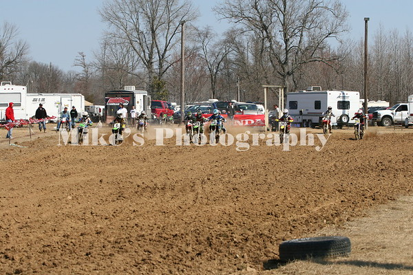 Sherwood MX Saturday Race 9