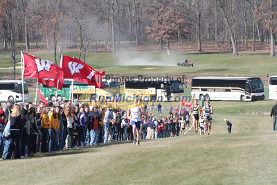 Men's Finish - 2013 NCAA Division I Great Lakes Region Cross Country Championships