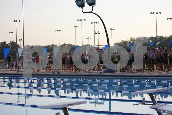 TriFest Sprint Swim 2013