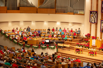 2018 Children's Choir Christmas Program
