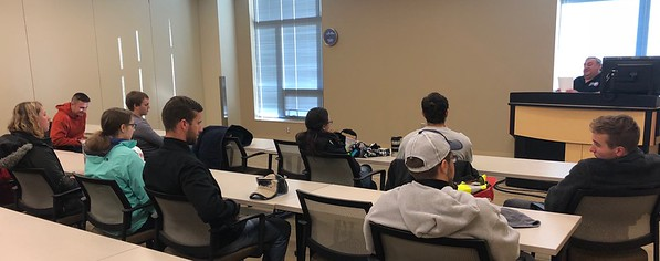Operating Engineers welcomes Pitt AGC Student Chapter