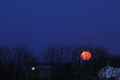 Full Cold Supermoon 12/03/2017