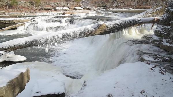 2016 Winter Cataract Falls