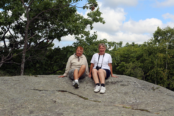 2015-08-09 Camden Maine, Edna St Vincent Millay