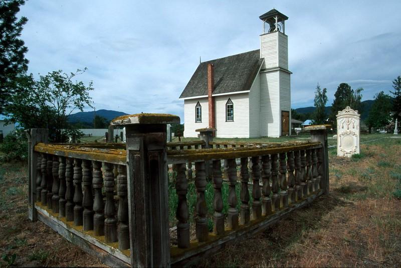 Church in Merritt