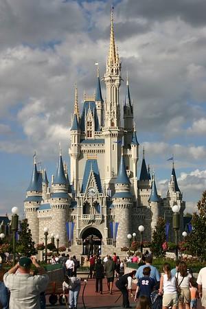 Walt Disney World - February 4 - 9, 2004
