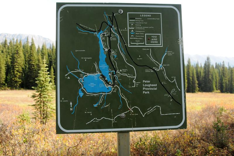 HIKING   2013  Elk Pass  Frozen Lake.JPG
