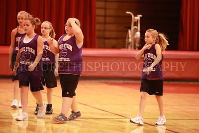 2012 Elementary Girls Basketball