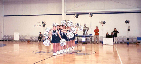 Cheerleading 2002-03
