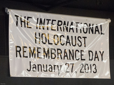 International Holocaust Remembrance Day 1/27/2013