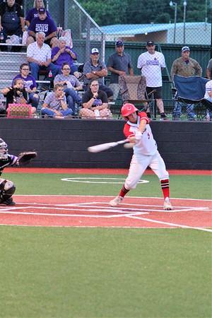 Shelbyville vs Cushing Baseball Playoffs 5-17-19