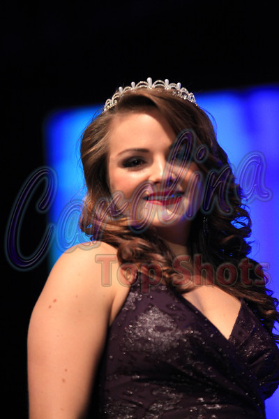 Miss Forestview 2012 - Kendall
