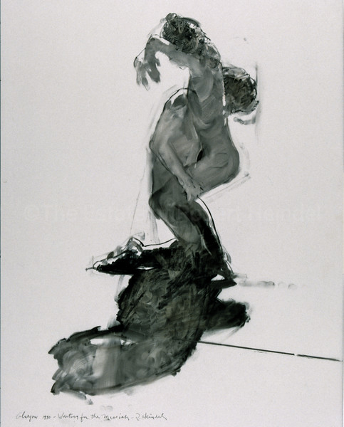 Study for #10 (1990)