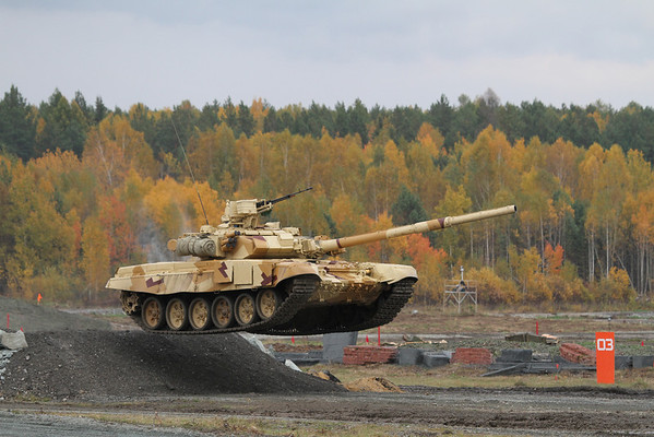 International Exhibition of Arms, Military Equipment and Ammunition Russia Arms EXPO 2013