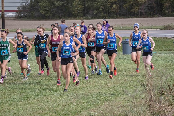DHS Cross Country 10-20-2018