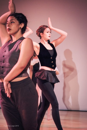 Beyond the Edge of the Frame- SFUAD Dance Troupe