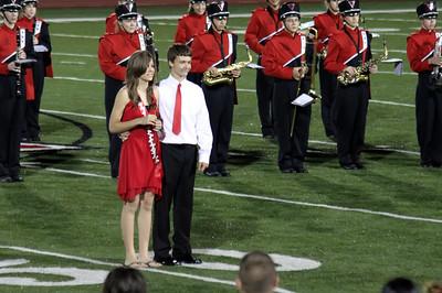 20090925 Homecoming Coronation