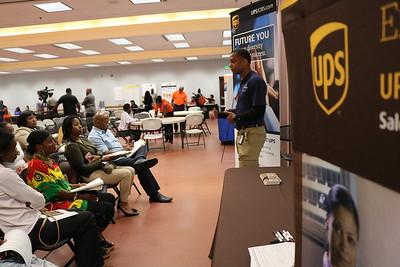 WorkSource Fulton UPS Recruitment @ Fann RC