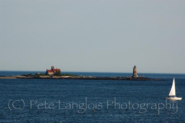Whaleback Light - Kittery, ME