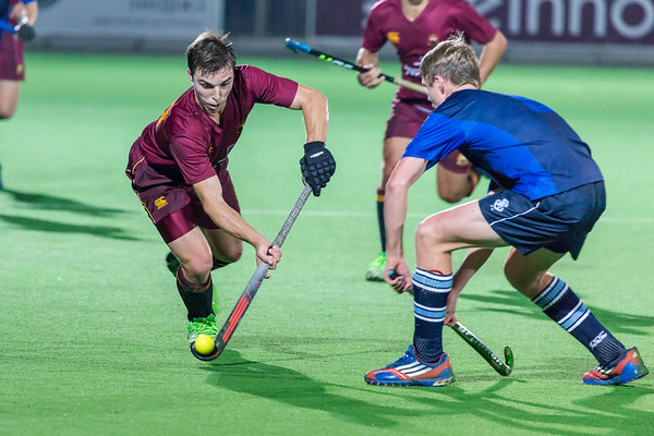 PRG Hockey vs. Paarl Boys High