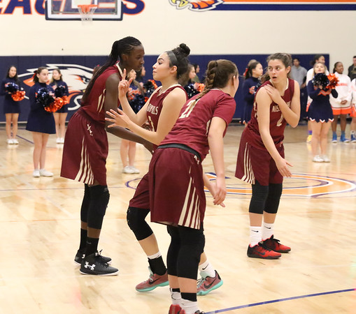 Girls Varsity Basketball - Semi-Finals
