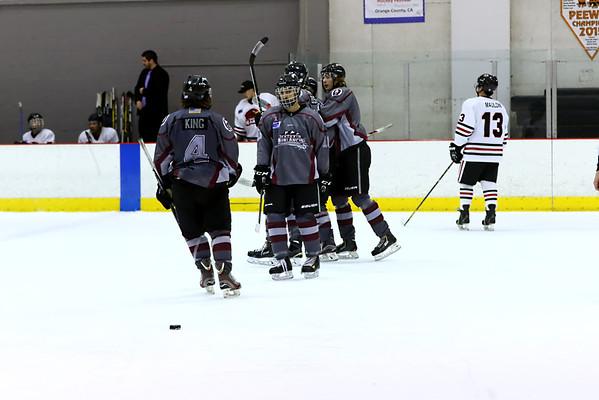 Ontario Avalanche vs. Arizona Hawks 10/23/16
