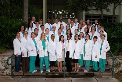 Nurse Anesthesia Program Students - August 30, 2010