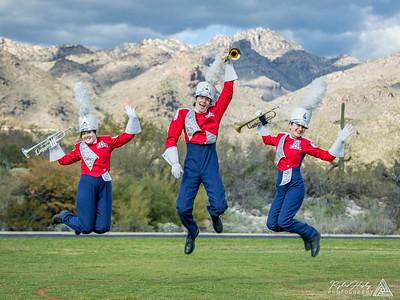 Erica Cohen - UoA Marching Band Photoshoot - 02-17-2019