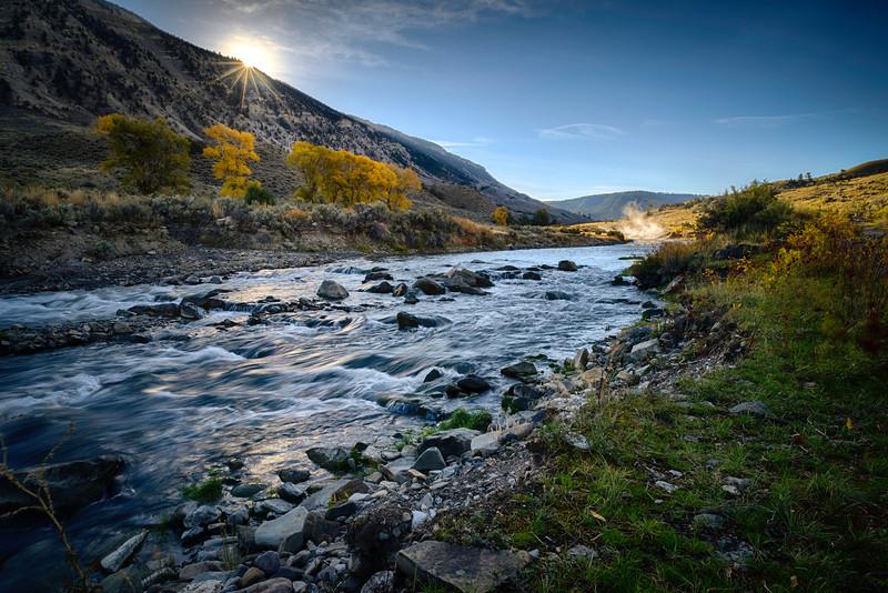 Gardiner River