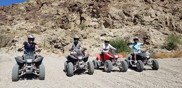 8/14/19 Eldorado Canyon ATV/RZR & Gold Mine Tour