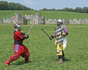 Pennsic XLIII - Monday