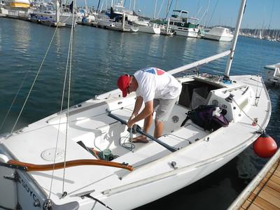 2013 July - Sailing