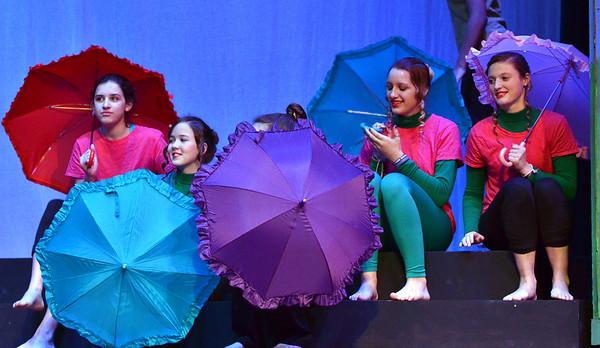 2013 Middle School Musical 'Alice in Wonderland'