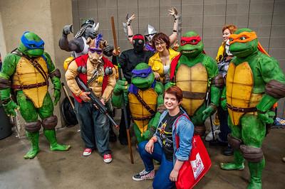 Dallas Comic Con 5-17-14