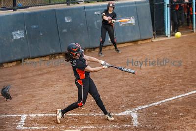 Varsity Softball vs Yorktown 5/10/16