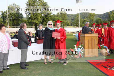 PV Grad Day 2011 From Ground Level