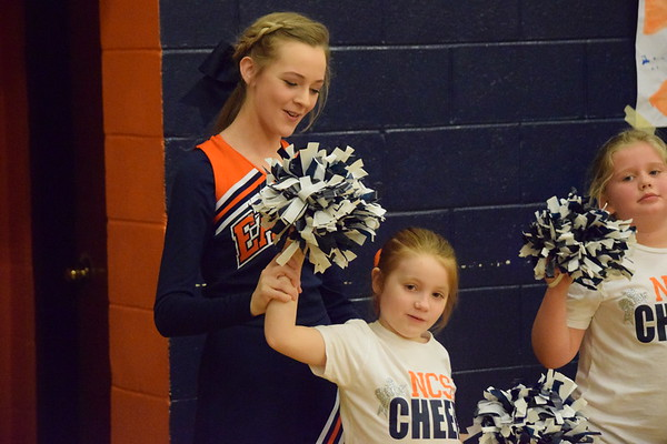 CHEER / Basketball (Jr.  Eagle Night)
