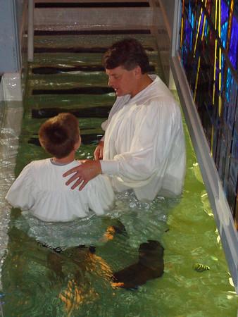 Baptism 8/19/2007