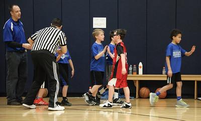 Adrian Basketball