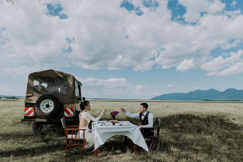 Elopement in Masai Mara, Kenya - Kenya Wedding Photographer