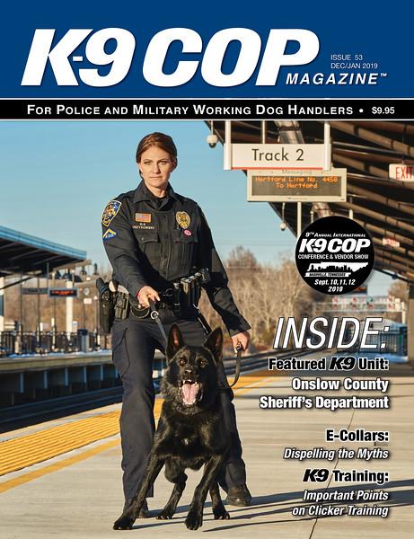 Working Dog, Magazine Covers