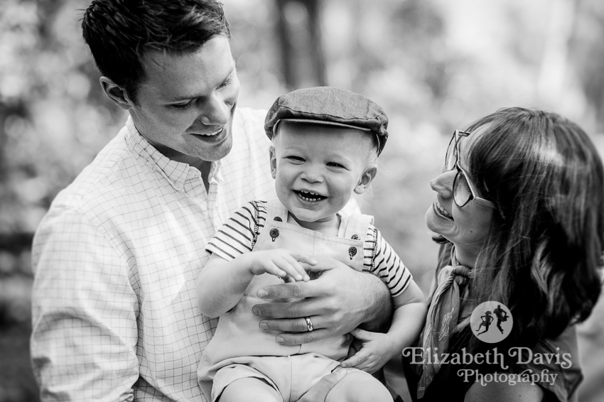 family photos at Maclay Gardens | Tallahassee | Elizabeth Davis Photography