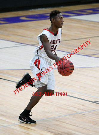 12-28-2016 - Walden Grove v Independence  (Judy Dixon Holiday Tournament) Boys Basketball
