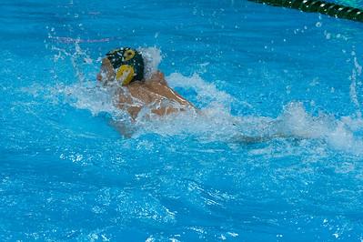 Water polo: HUN-AUS 10.8.2012
